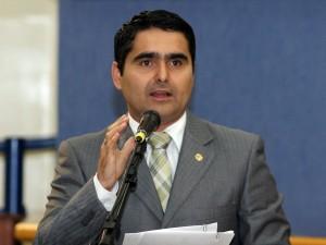 Secretario Herculano Borges<br />Foto: Divulgação