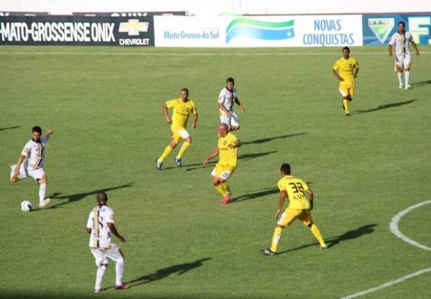 Novoperário e Cene empatam<br />Foto: Futebol na Canela