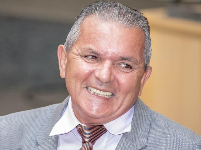 Vereador Airton Saraiva (DEM)<br />Foto: MArcelo Calazans