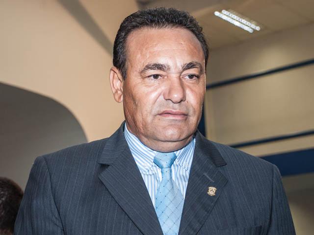Vereador Carlão (PSB)<br />Foto: Marcelo Calazans