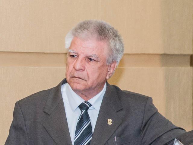 Vereador Edil Albuquerque (PMDB)<br />Foto: Marcelo Calazans