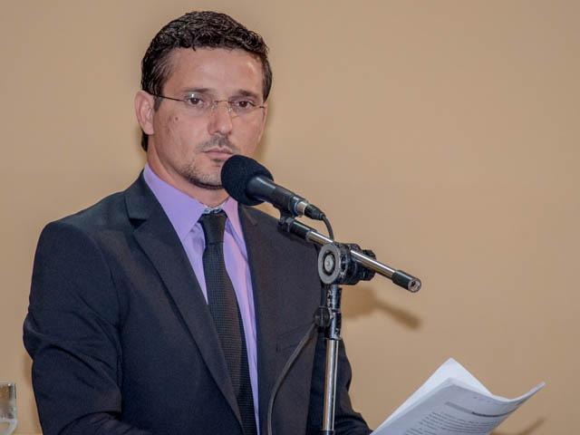 Vereador Eduardo Romero<br />Foto: Divulgação