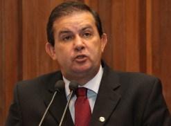 Eduardo Rocha (PMDB) garante que Bernal foi cassado em cima de irregularidades que foram provadas pela Comissão Processante (Foto: Marcelo Calazans)
