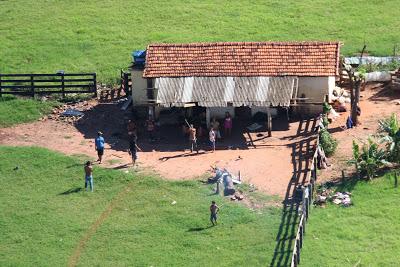 De acordo com a produtora rural, Luana Ruiz, algumas propriedades rurais estão avaliadas em R$ 2.000 mil. gerando revolta entre os produtores (Foto: Reprodução)