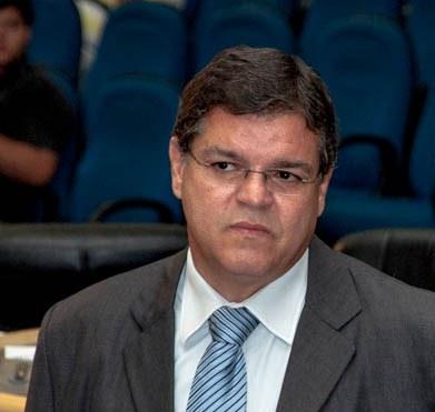 O vereador Paulo Pedra (PDT) acredita que o prefeito Alcides Bernal (PP) é bem visto pela população (Foto: Marcelo Calazans)
