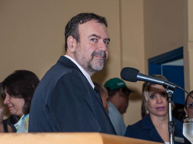 Vereador Paulo Siufi (PMDB)<br />Foto: Marcelo Calazans