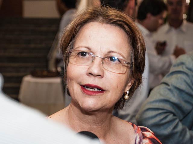 Tereza Cristina Corrêa da Costa Dias, secretária da Seprotur/MS<br />Foto: Marcelo Calazans