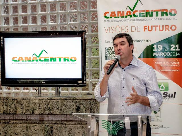 Eduardo Riedel, presidente da Famasul, irá para o governo no próximo ano, a convite do governador eleito Reinaldo Azambuja (PSDB)<br />Foto: Arquivo