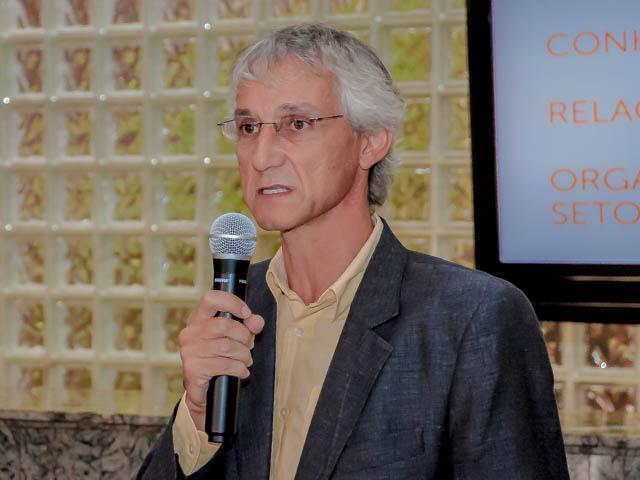 Luiz Alberto Moraes Novaes, Presidente da Comissão Bioenergia<br />Foto: Marcelo Calazans