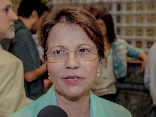Secretária titular da Seprotur e pré-candidata do PSB a deputada federal<br />Foto: Marcelo Calazans