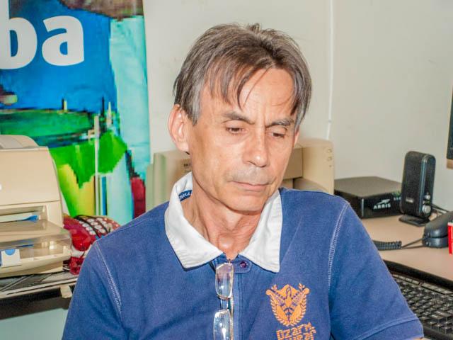 Presidente da Lienca, Eduardo de Souza<br />Foto: Marcelo Calazans