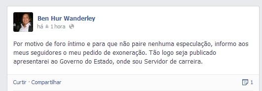 Foto: Facebook/Divulgação