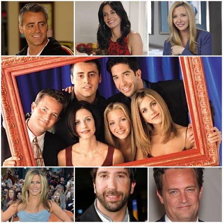 </p> O tempo voa quando se está entre amigos. Há vinte anos, estreava<i>Friends</i>, uma das sitcoms mais bem-sucedidas e famosas da televisão. Isso significa que, há dez anos, era exibido também seu final, que foi visto por cerca de 52,5 milhões de pes