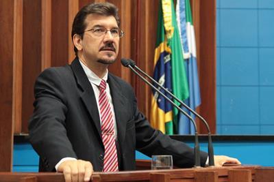 Deputado estadual Pedro Kemp (PT)<br />Foto: ALMS