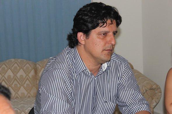 Prefeito Leo Matos<br />Foto: Reprodução