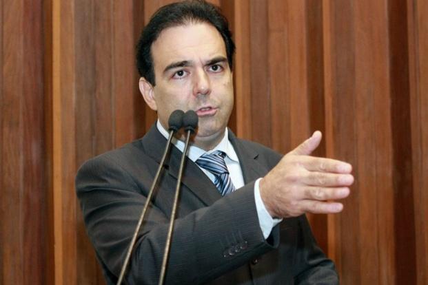 O deputado estadual Felipe Orro (PDT) considera improvável aliança com PMDB (Foto: Reprodução)