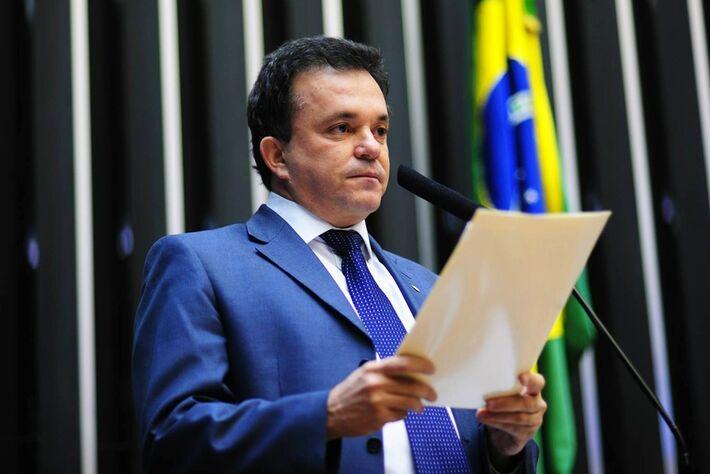 Deputado fedral Vander Loubet (PT)<br />Foto: Divulgação