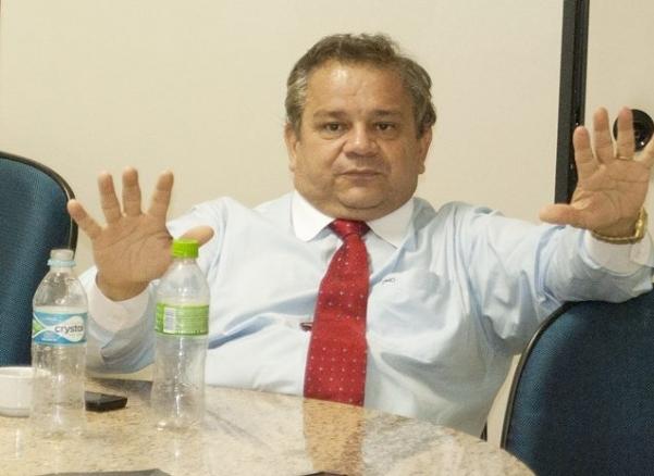 David Olindo desafia base do governo na Câmara e diz não ter faltado com decoro<br />Foto: Marcos Tomé/Região News