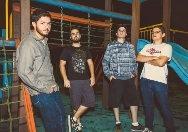 Xupa Kabras lançou álbum hardcore inspirado em site de futebol no dia 14 deste mês.<br />Foto: Divulgação