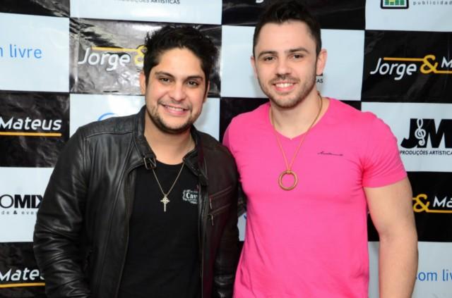 Jorge e Mateus<br />Foto: Divulgação