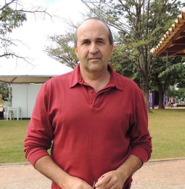 Prefeito de Bonito Leonel lemos de Souza Brito (PTdo B)<br />Foto: arquivo