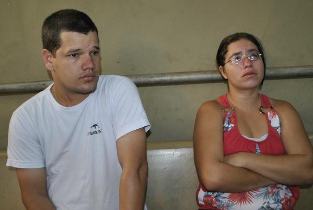Casal preso em operação é autuado por tráfico<br />Foto: Dourados News