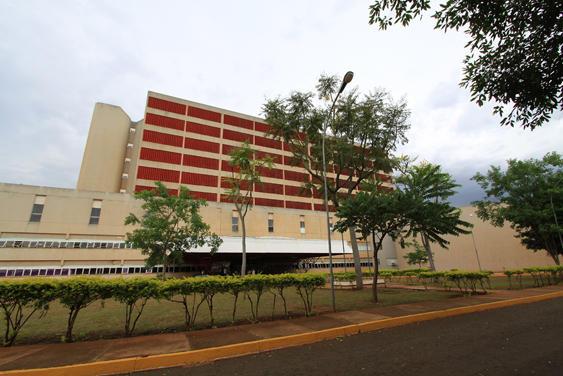 Hospital Regional<br />Foto: Edemir Rodrigues