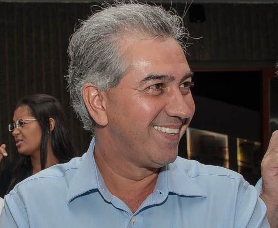 O deputado federal ressaltou a participação do senador Delcídio do Amaral (PT) nos encontros do PSDB, mas afirmou que nada foi definido (Foto: Marcelo Calazans)