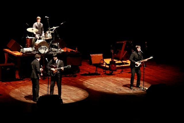 Beatles 4ever<br />Foto: Higson Miranda