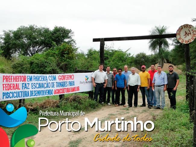Prefeitura apoia pequenos produtores<br />Foto:Toninho Ruiz