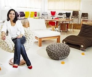 Empresária Cátia Scarton, diretora da Prima Design<br />Foto: Emmanuel Deanui/Estadão
