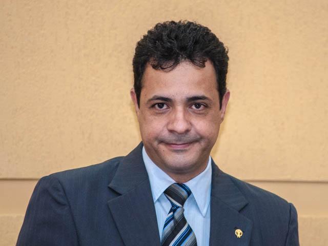 Vereador Cazuza (PP)<br />Foto: Marcelo Calazans