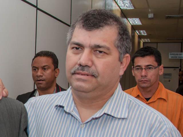 Secretário Cezar Afonso<br />Foto: Marcelo Calazans