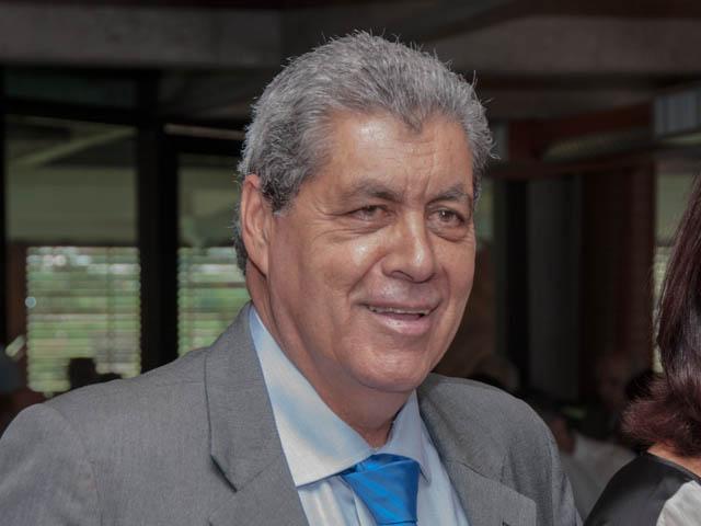 Governador e presidente do Codesul, André Puccinelli (PMDB)<br />Foto: Marcelo Calazans