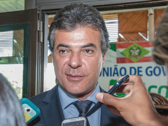 Governador do Paraná, Roberto Richa (PSDB)<br />Foto: Marcelo Calazans