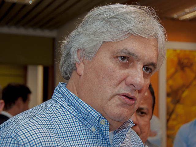 Senador Delcídio do Amaral (PT/MS)<br />Foto: Marcelo Calazans