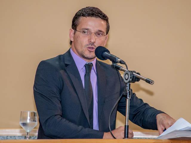 Vereador Eduardo Romero (PT do B)<br />Foto: Arquivo