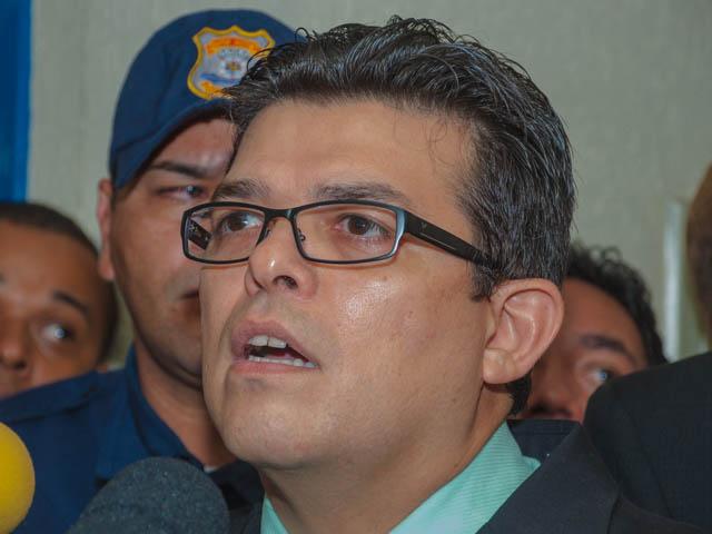 Gilmar Olarte (PP) afirmou que seu partido se identifica muito com a SAS (Foto: Marcelo Calazans)
