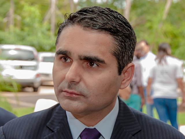 Vereador Herculano Borges (SDD)<br />Foto: Marcelo Calazans