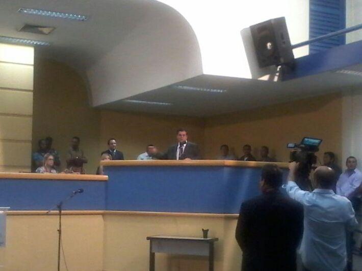 Vereador Paulo Pedra (PDT)<br />Foto: Heloísa Lazarini
