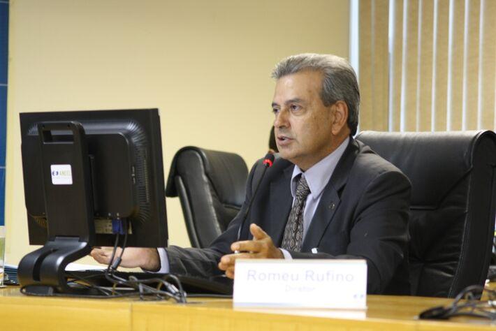 Romeu Rufino, diretor-geral da Aneel<br />Foto: Reprodução