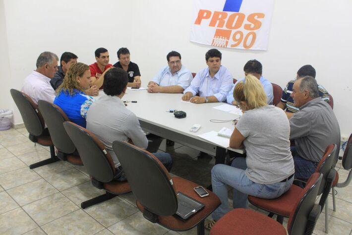 Foto: Leandro Ferreira/Assessoria de Imprensa PROS