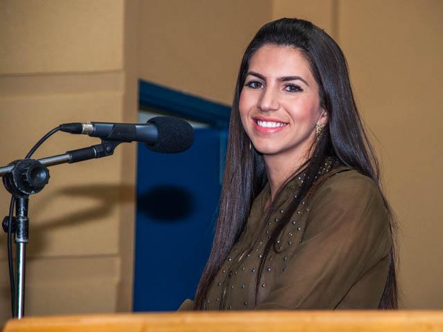 Vereadora Juliana Zorzo (PSC)<br />Foto: Marcelo Calazans