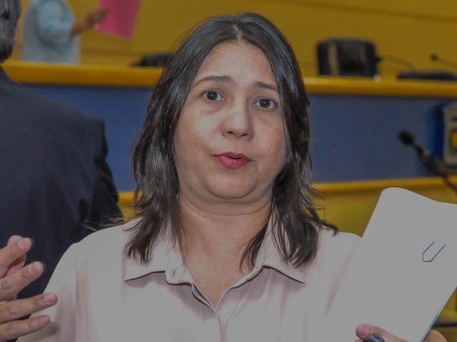 Vereadora Luiza Ribeiro (PPS)<br />Foto: Marcelo Calazans
