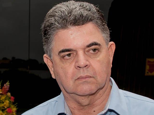 Deputado estadual presidente regional do PSDB-MS, Márcio Monteiro<br />Foto: Marcelo Calazans