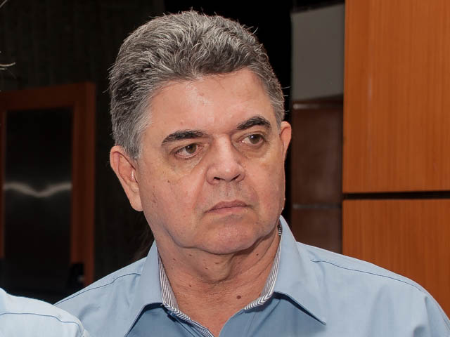 Presidente regional do PSDB deputado Márcio Monteiro<br />Foto: Marcelo Calazans