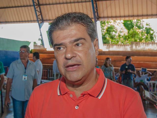 Nelson Trad Filho (PMDB), pré-candidato ao governo do Estado (Foto: Marcelo Calanzas)