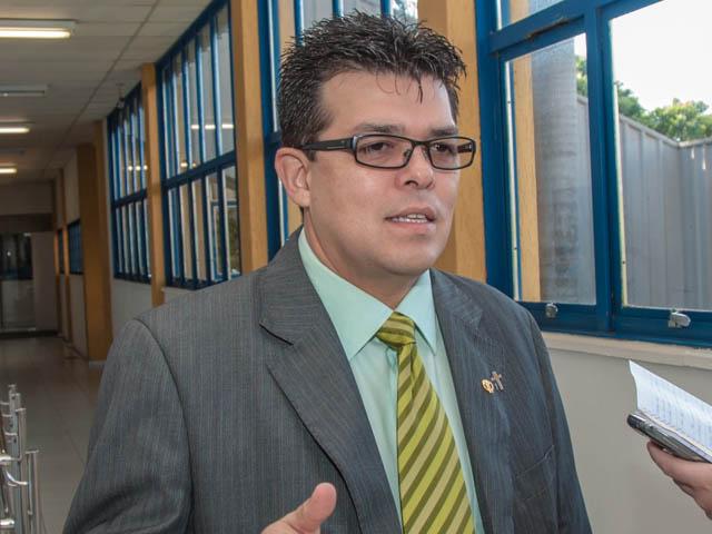 Prefeito de Campo Grande, Gilmar Olarte (PP) - Foto: Arquivo