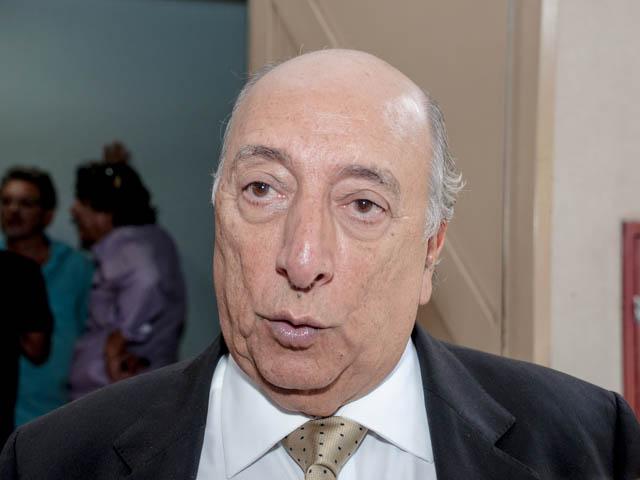 Secretário Pedro Chaves (PSC)<br />Foto: Marcelo Calazans