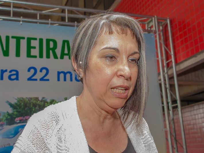 Secretária Nacional de Segurança Pública Regina Miki<br />Foto: Marcelo Calzans